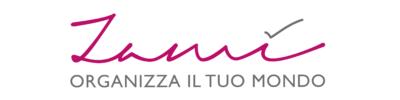 Logo Zamì Professional Organizer